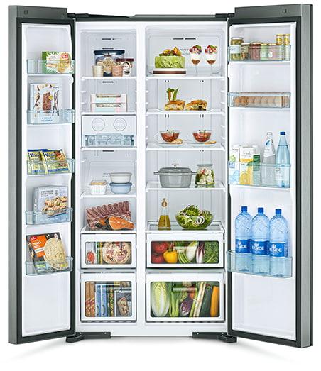 Tủ Lạnh Hitachi Inverter 595 Lít R-S800PGV0 GS